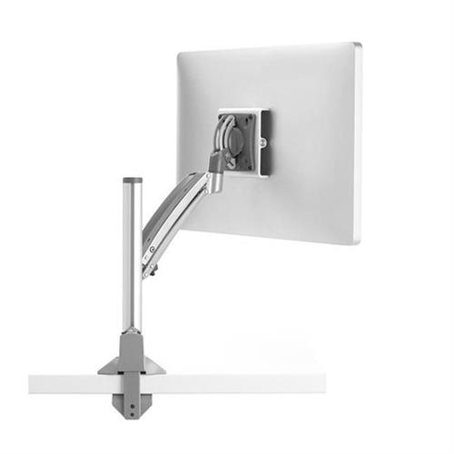 View a larger image of the Chief K1C110S Kontour Single Screen Dynamic Column Desk Mount.