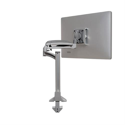 View a larger image of the Chief K1C120SXRH Kontour Reduced Height Single Screen Dynamic Column Desk Mount.