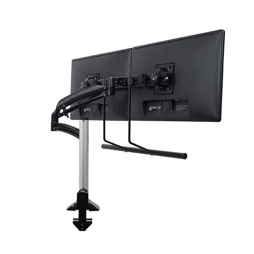 View a larger image of the Chief K1C22HBXRH Kontour Reduced Height Dual Screen Dynamic Array Column Mount.