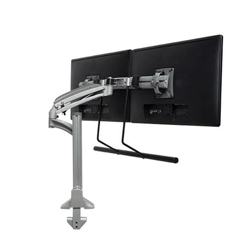 View a larger image of the Chief K1C22HSXRH Kontour Reduced Height Dual Screen Dynamic Array Column Mount.