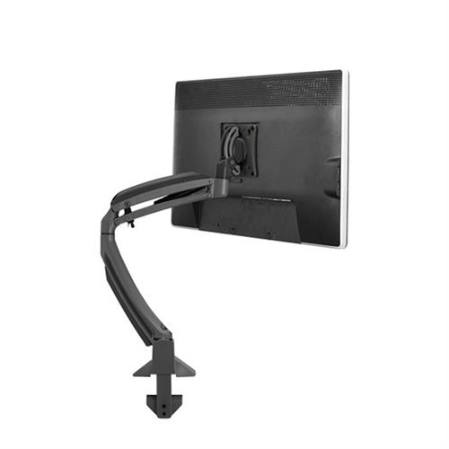 View a larger image of the Chief TAA Compliant Dynamic Clamp Mount (1 Monitor, Black) K1D120B-G.