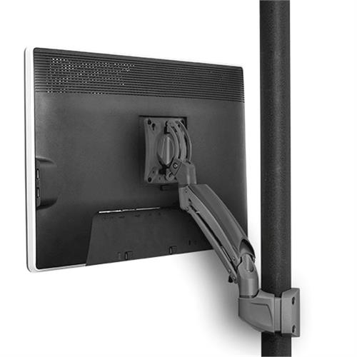View a larger image of the Chief K1P110B Kontour Single Screen Dynamic Pole Mount.