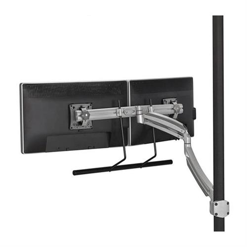 View a larger image of the Chief K1P22HS Kontour Dual Screen Array Dynamic Pole Mount.