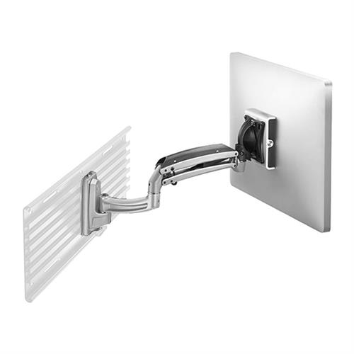 View a larger image of the Chief K1S120S Kontour Single Screen Dynamic Slat Wall Mount.