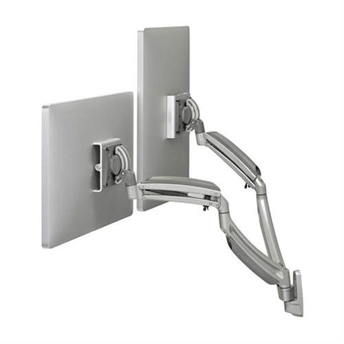View a larger image of the Chief K1W220S Kontour Dual Screen Dynamic Wall Mount.