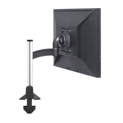 View a larger image of the Chief K2C110B Kontour Single Screen Column Desk Mount.
