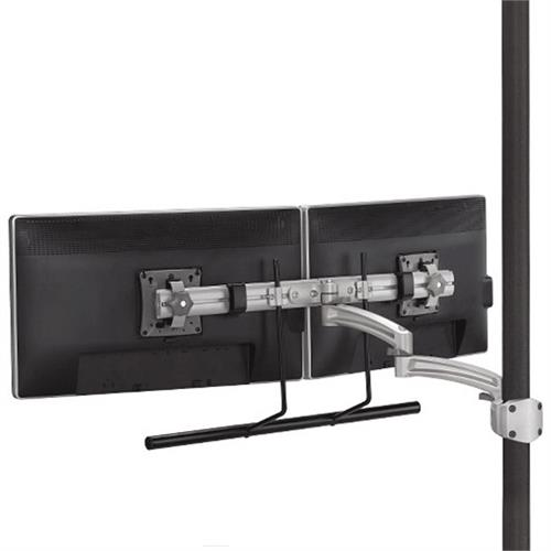 View a larger image of the Chief K2P22HS Kontour Dual Screen Array Pole Mount.