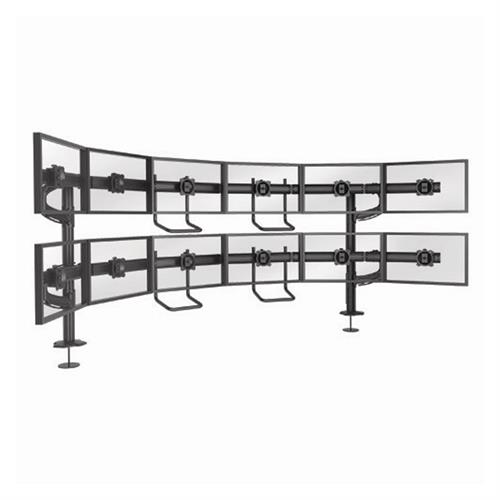 View a larger image of the Chief K4G620B Kontour K4 6x2 Grommet Mounted Array.