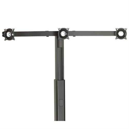 View a larger image of the Chief KFA325B Triple Monitor Accessory for Carts or Stands.