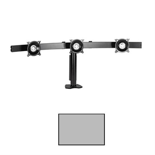 View a larger image of the Chief KTC320S K-Series 3X1 Desk Clamp Mount.