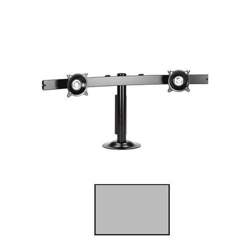 View a larger image of the Chief KTG225S K-Series Widescreen 2X1 Desk Grommet Mount.