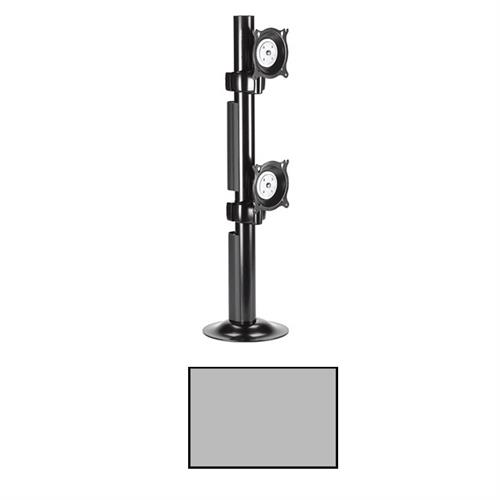 View a larger image of the Chief KTG230S K-Series Vertical 1X2 Desk Grommet Mount.