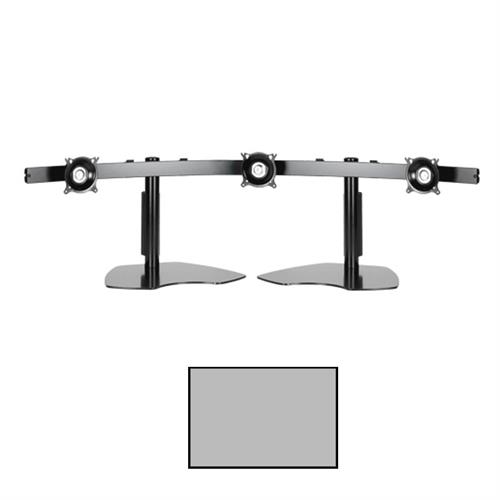 View a larger image of the Chief KTP325S K-Series Widescreen 3X1 Desk Table Stand.