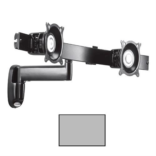 View a larger image of the Chief KWS220S Silver Single Arm 2x1 Wall Mount.