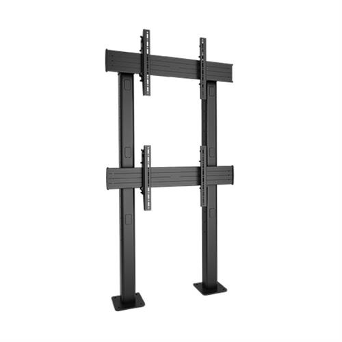 View a larger image of the Chief LBM1X2U FUSION 1x2 Bolt Down Video Wall Stand.
