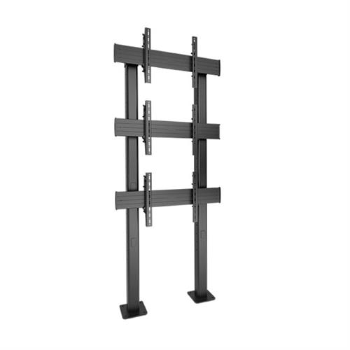 View a larger image of the Chief LBM1X3U FUSION 1x3 Bolt Down Video Wall Stand.