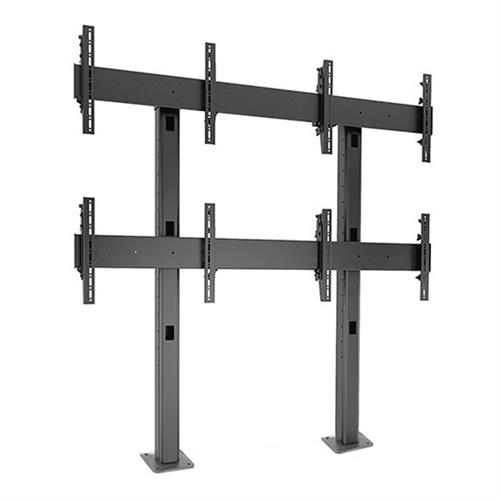 View a larger image of the Chief LBM2X2U FUSION 2x2 Bolt Down Video Wall Stand.