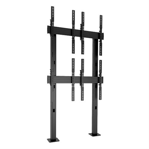 View a larger image of the Chief LBM2X2UP FUSION 2x2 Bolt Down Portrait Video Wall Stand.