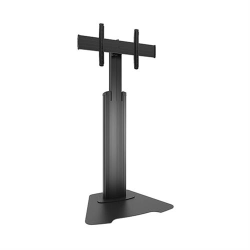 View a larger image of the Chief LFAUB Large FUSION Manual Height Adjustable Black AV Stand.