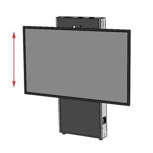 View a larger image of the Audio Visual Furniture LFT7000WM-XL Extra Large Electric Lift Mount.