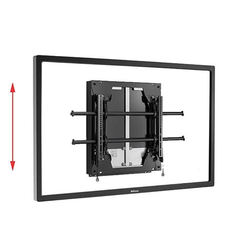 View a larger image of the Chief LSD1U Large Fusion Dynamic Height Adjust Wall Mount.