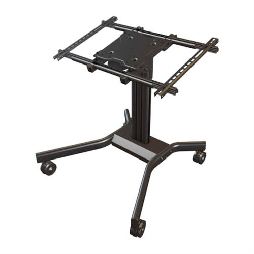 View a large image of Crimson Large Mobile Monitor Confidence Cart, M65CC here.