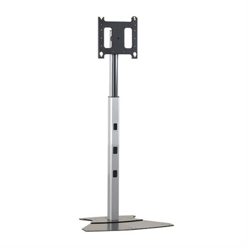 View a larger image of the Chief MF16000S Medium Silver Dedicated Flat Panel Floor Stand.