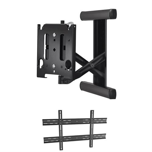 View a larger image of the Chief MIWRFUB Medium Universal Swing Arm In-Wall Mount.