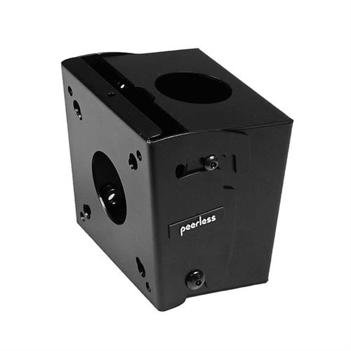 View a larger image of the Peerless Modular Series Single Display Mount (Black) MOD-FPMS.
