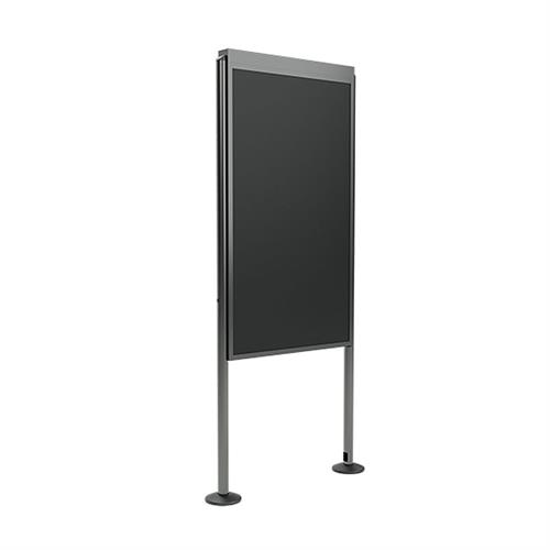 View a large image of Chief Custom Samsung OM55N-D Bolt-Down Stand, OMNDBF55 here.