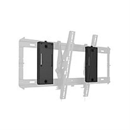 View a larger image of the Chief PAC392B FIT Series Flat Panel Slat Wall Accessory.