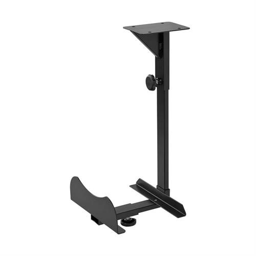 View a larger image of Audio Visual Furniture PCH730 Under Desk Computer Holder.