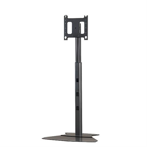 View a larger image of the Chief PF12000B Large Black Dedicated Flat Panel Floor Stand.