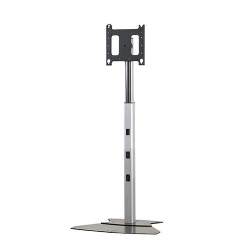 View a larger image of the Chief PF12000S Large Silver Dedicated Flat Panel Floor Stand.
