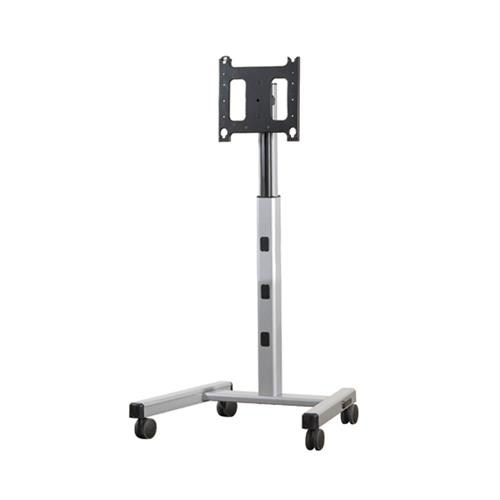 View a larger image of the Chief PFC2000S Large Silver Dedicated Flat Panel Mobile Cart.