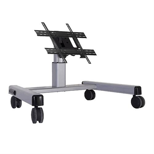 View a larger image of the Chief PFQUS Large Silver Confidence Monitor Cart (2 ft).