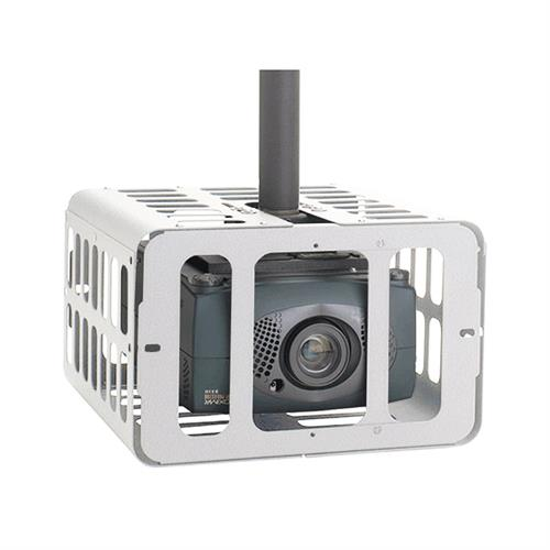 View a larger image of the Chief PG2AW Small Projector White Security Cage.