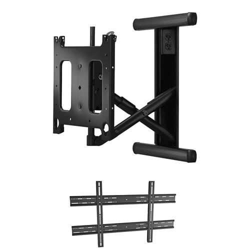 View a larger image of the Chief PIWRFUB Large Universal Swing Arm In-Wall Mount.
