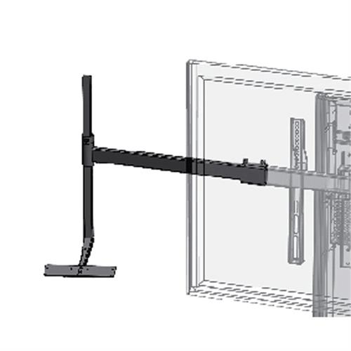 View a larger image of Audio Visual Furniture PM2-ARM Side Mounting Camera Bracket.