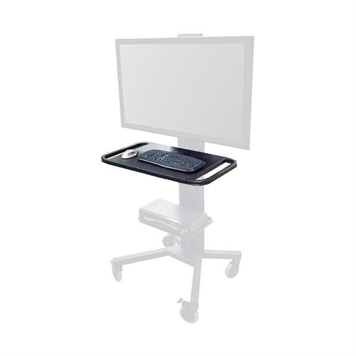 View a larger image of the Audio Visual Furniture PM-DSH Large Work Shelf for PM-S-FL Pedestal.