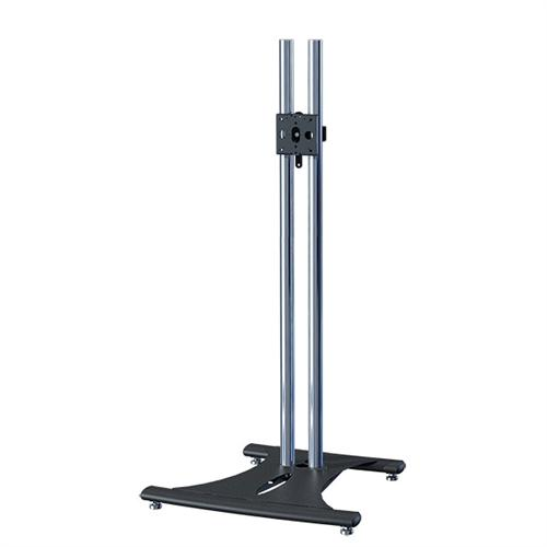 View a larger image of the PSD-EB72 72 inch High Chrome Elliptic Floor Stand.