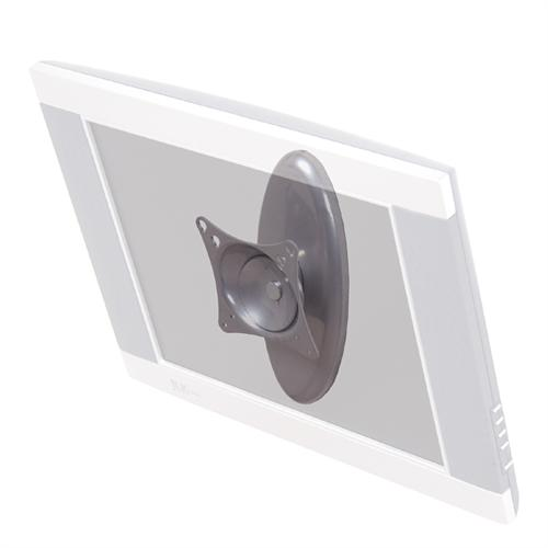 View a larger image of the PTM Pivot/Tilt Mount for Small to Mid Size Screens Silver.