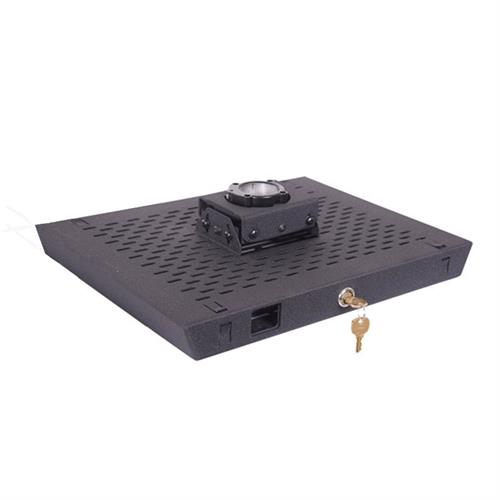 View a larger image of the Chief RPAC1 Projector Security Mount (Lock C).