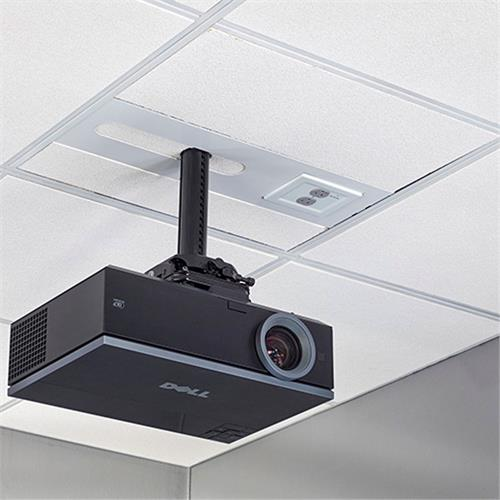 View a larger image of the Chief SYSAUBP2 Suspended Ceiling Projector System with Filter & Surge.