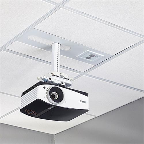 View a larger image of the Chief SYSAUWP2 Suspended Ceiling Projector System with Filter & Surge.