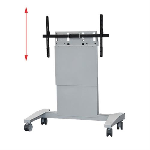 View a larger image of the Audio Visual Furniture SYZ90-XL Mobile Display Lift for XL Screens.