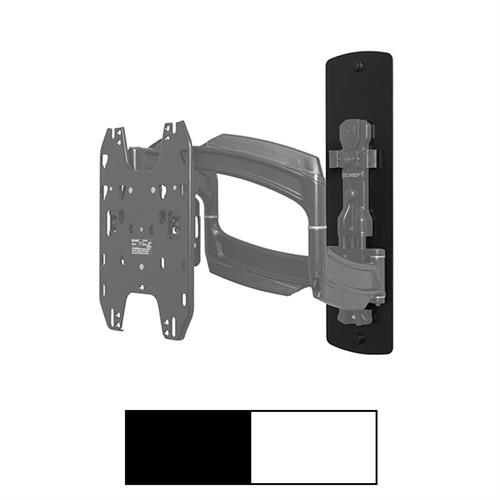 View a larger image of the Chief Medium Thinstall Metal Stud Accessory TAMMSB, TAMMSW.