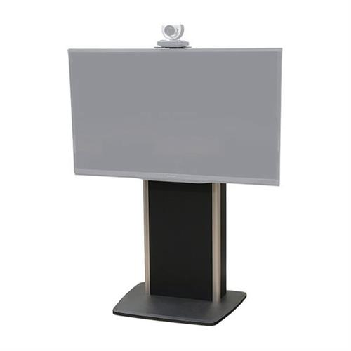 View a larger image of Audio Visual Furniture TP800-S Large Fixed Base Telepresence Stand here.