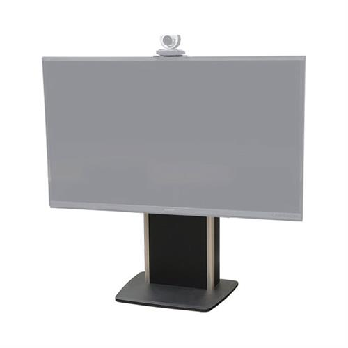 View a larger image of MAudio Visual Furniture TP800-XL Extra Large Fixed Base Telepresence Stand here.