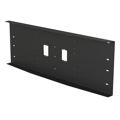"View a larger image of the Peerless WSP450 Triple Metal Stud Wall Plate for 16"" Centers."